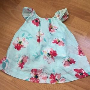 👗Baby Gap floral dress 🌸💐